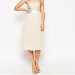 Needle & Threat midi Ballet Coppelia Dress   Sz 4
